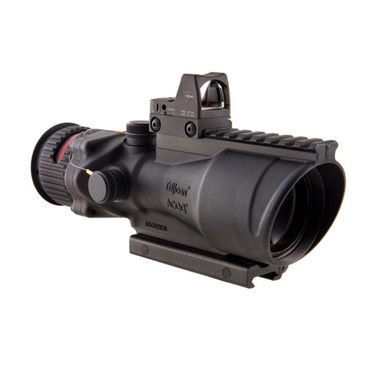 TRIJICON ACOG 6X48 RED CHEV .308